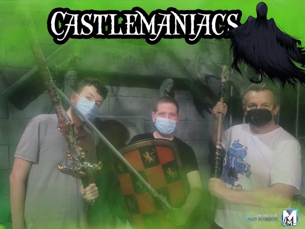 The Brotherhood of Shadows by Castlemaniacs in Zaragoza