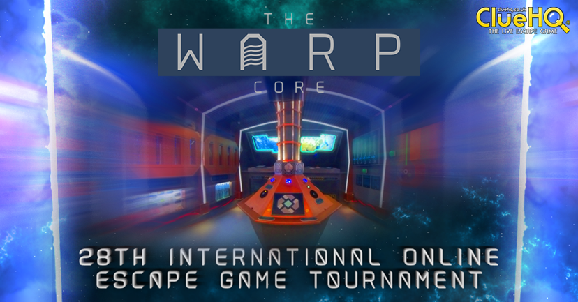 28. EGOlympics - International Online Escape Tournament with The Warp Part I by Clue HQ