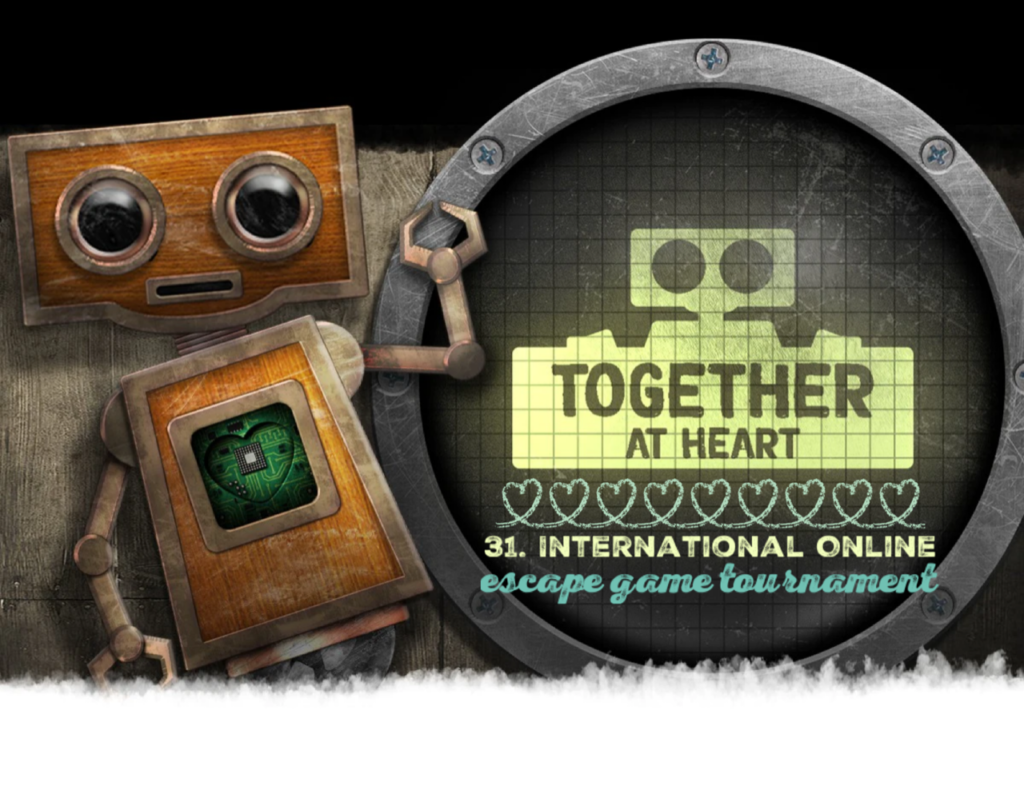 31. EGOlympics - International Online Escape Tournament with Together at Heart by Enchambered