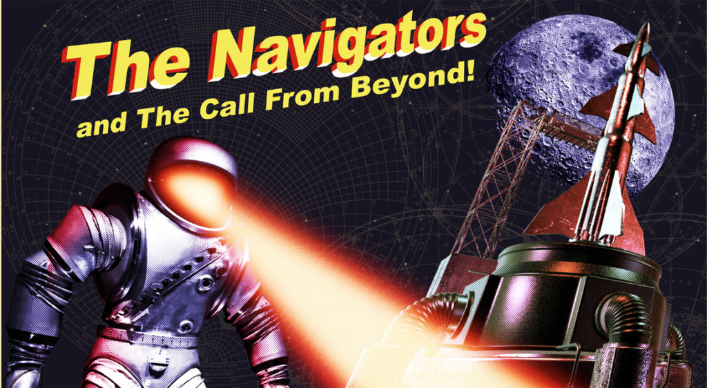 35. EGOlympics - International Online Escape Tournament with The Navigators and the call from beyond by Hourglass Escapes