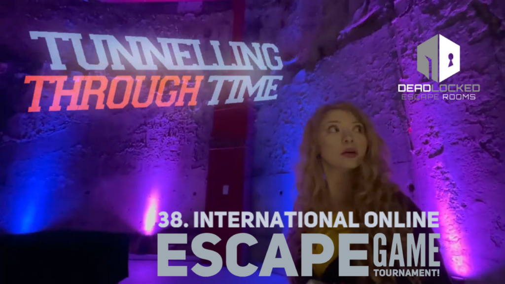 38. EGOlympics - With Tunneling Through Time by Deadlocked Escape Rooms