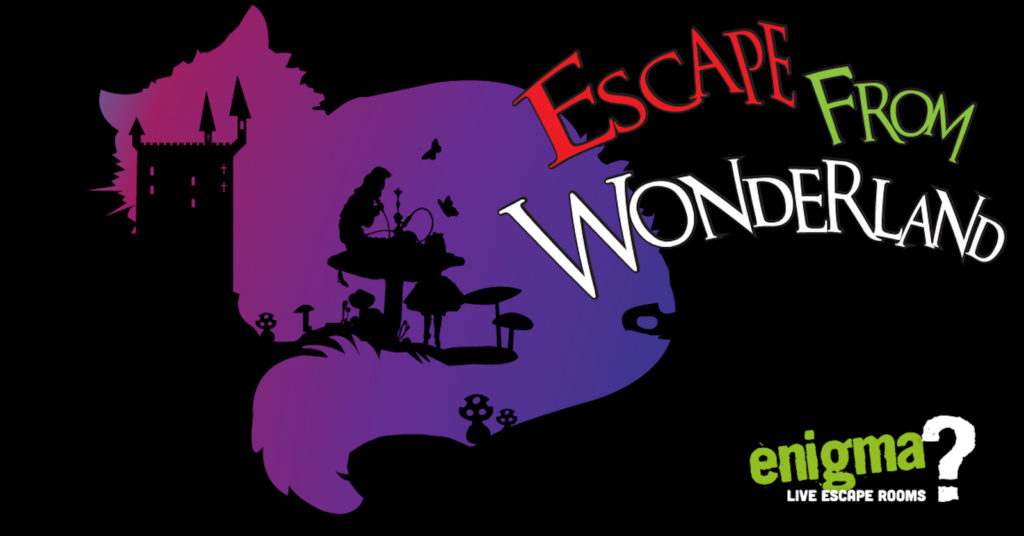 39. EGOlympics - With Escape From Wonderland by Enigma Escape Rooms Wakefiield