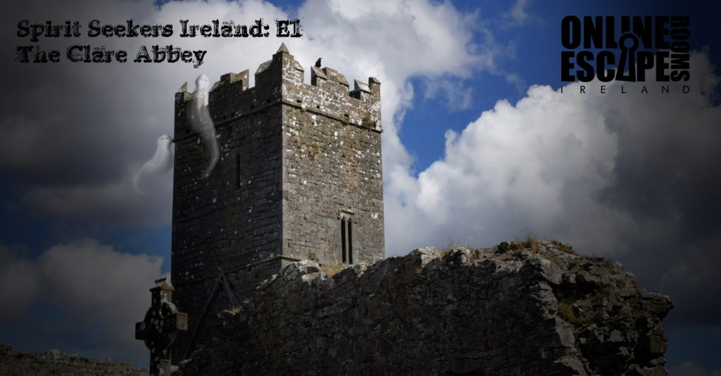 40, EG Olympics with Spirit Seekers by Online Escape Rooms Ireland
