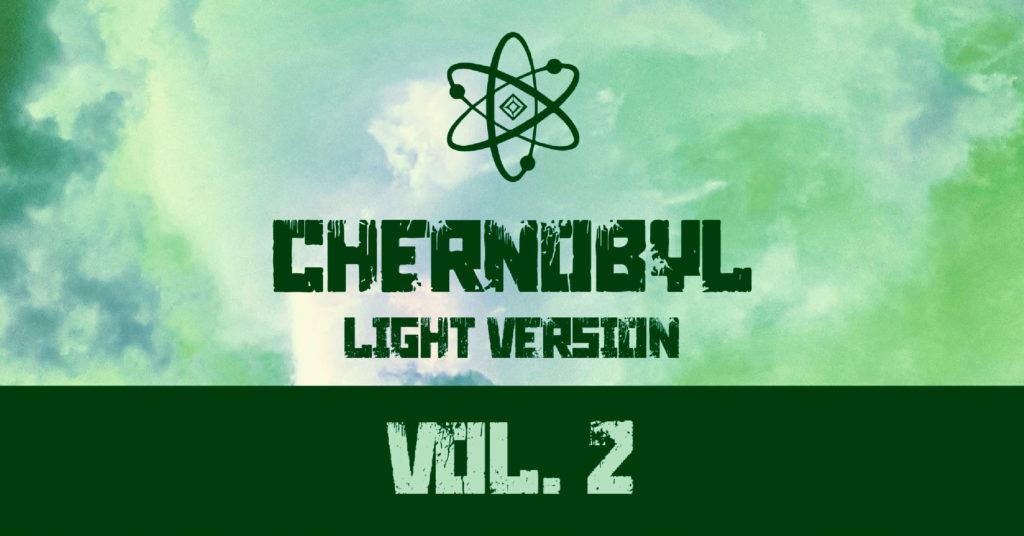 43. EGOlympics - With Chernobyl Vol. 1 (Light Version) by Wild Child
