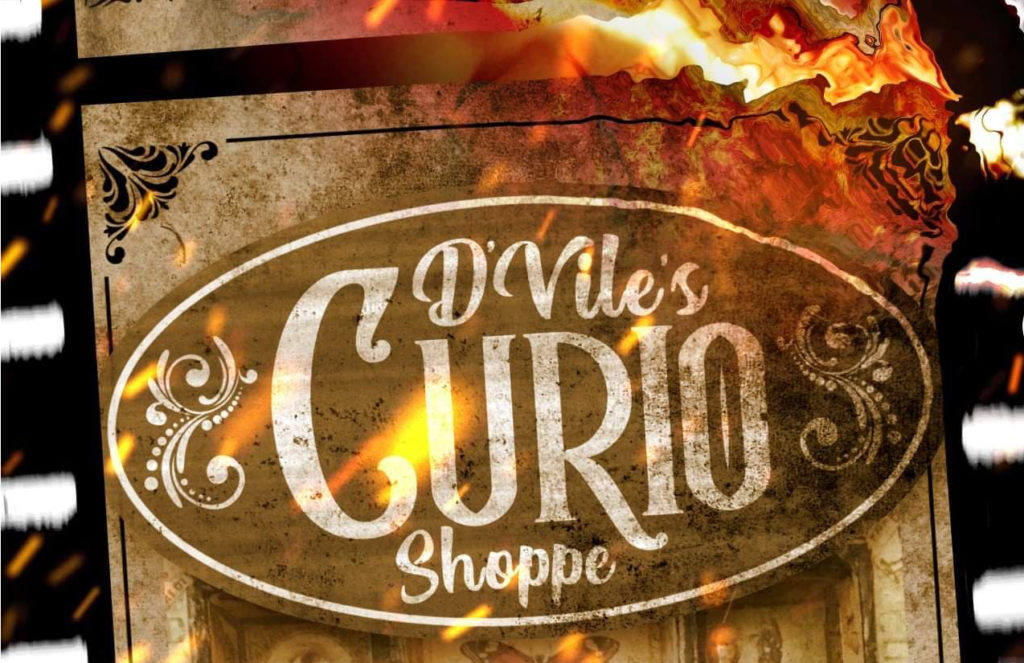 Dviles Curio Shoppe by Mystery Mansion