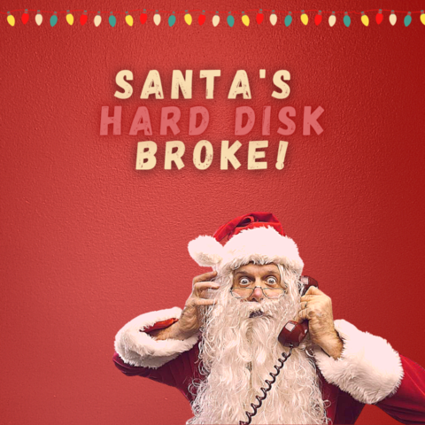 17. EGOlympics - International Online Escape Tournament with Santa's Hard Disk Broke by Can you Escape? (squarish)