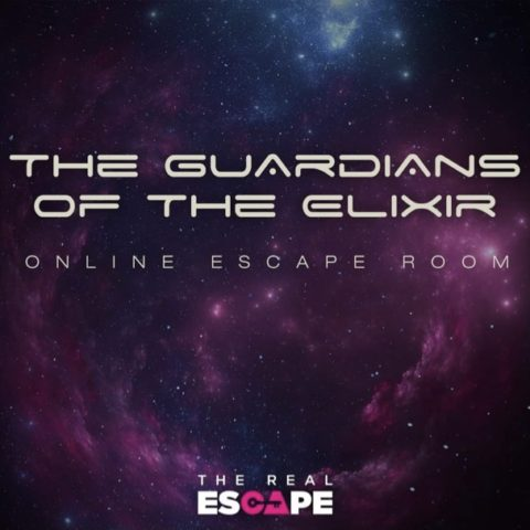 27. EGOlympics - International Online Escape Tournament with The Guardians of the Elixir by The Real Escape Portsmouth (squarish)