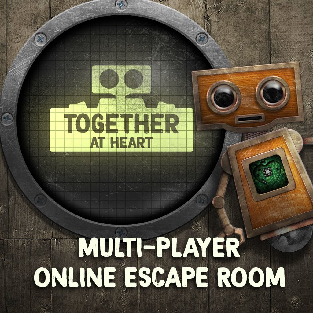 31. EGOlympics - International Online Escape Tournament with Together at Heart Enchambered (squarish)