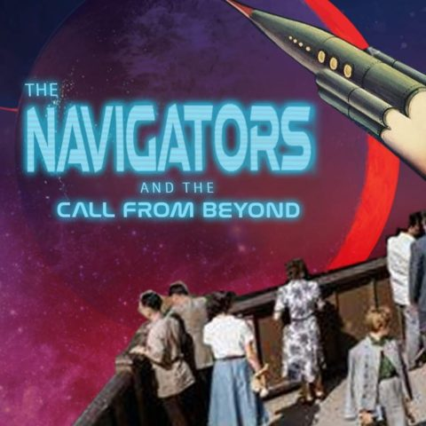 35. EG Olympics with THE NAVIGATORS AND THE CALL FROM BEYOND by Hourglass Escapes