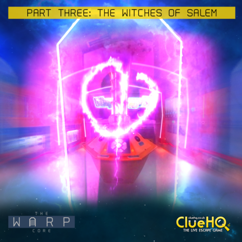 37. EG Olympics with the Warp Core Part 3: The Witches of Salem