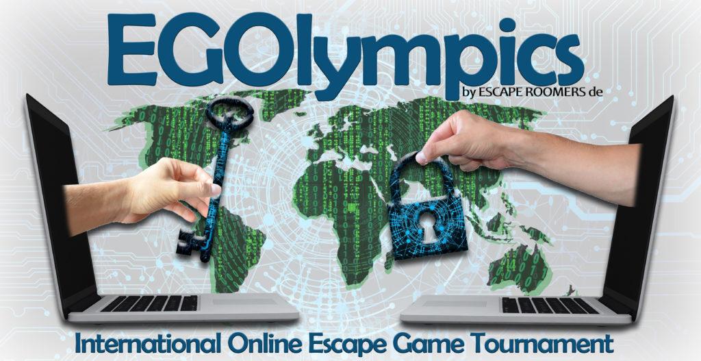 EGOlympics - International Online Escape Game Tournament