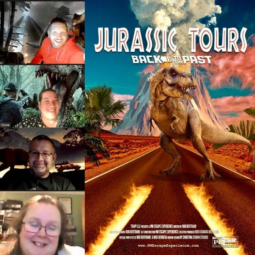 Jurassic Tours by NW Escape Experience