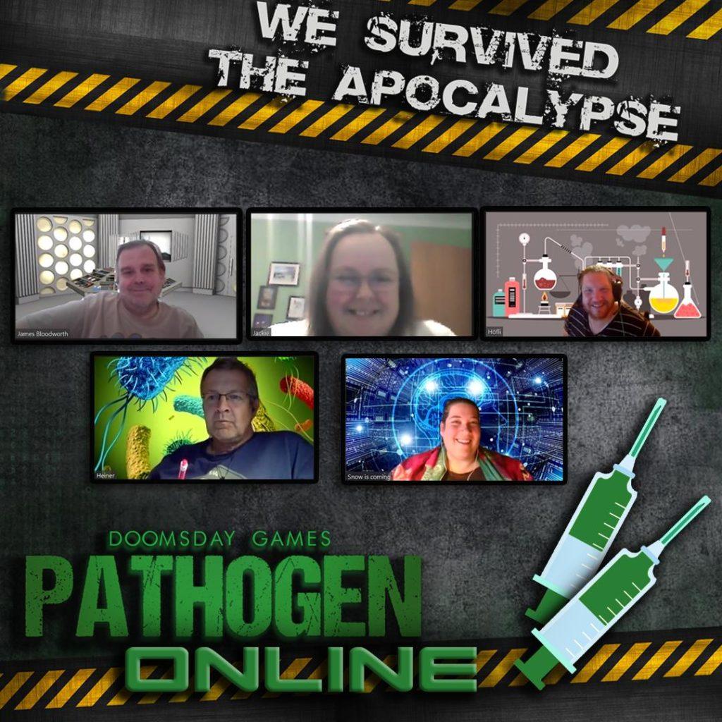 Pathogen by Doomsday Games