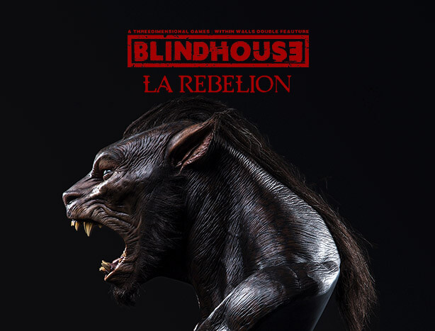 The Rebellion by Blindhouse Games in Bilbao