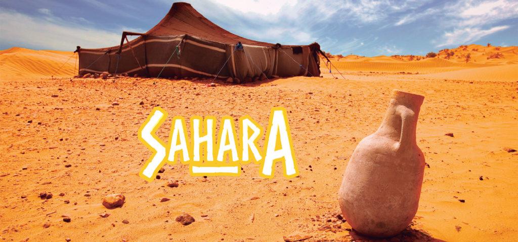 SAHARA by Escapeleku in Vitoria-Gasteiz