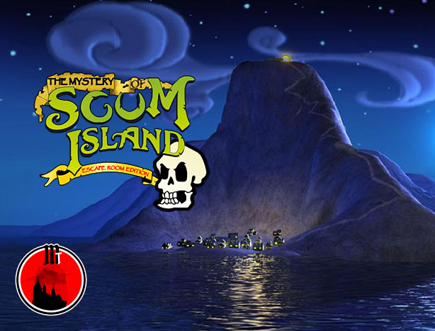 The Mystery of Scum Island by Madness Toledo