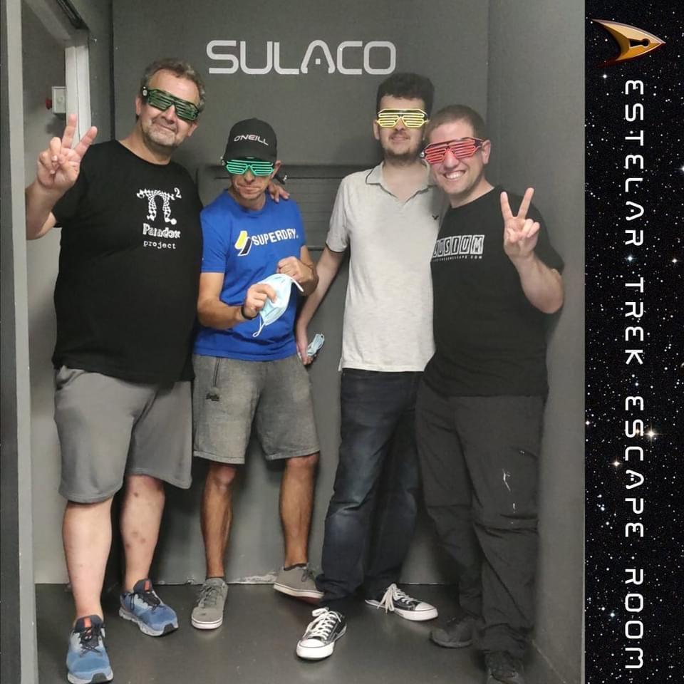Sulaco by Estellar Trek in Sabadell / Spain
