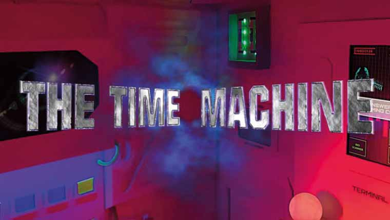 The Time Machine by Deadlocked Escape Rooms in Reading