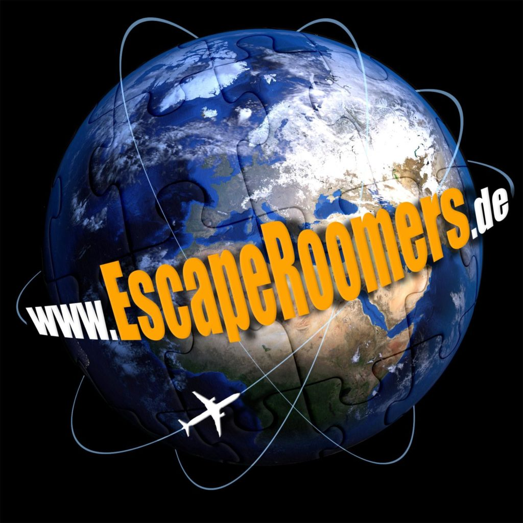 Globe Logo Escape Roomers